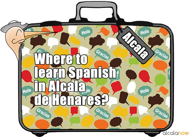 Learning Spanish in Alcala de Henares