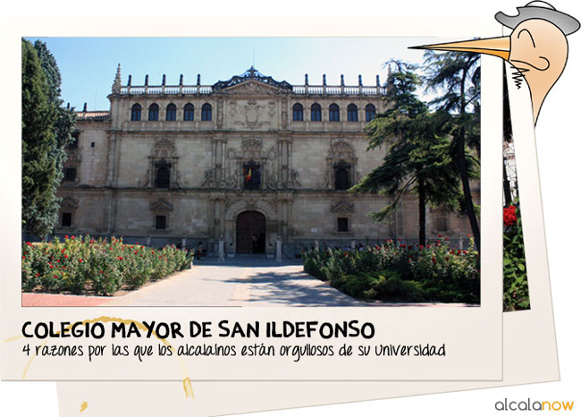 Four reasons to visit Colegio de San Ildefonso in Alcala