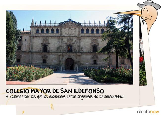 Cuatro razones para visitar el Colegio de San Ildefonso