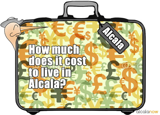 The cost of living in Alcala de Henares