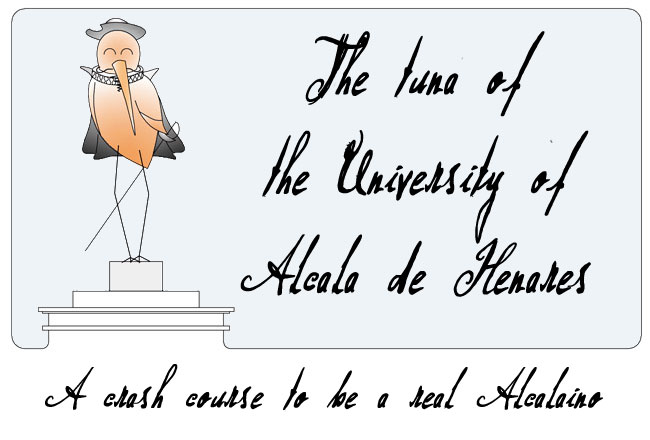 Tuna of the University of Alcala the Henares