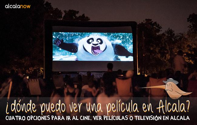Cine en Alcalá