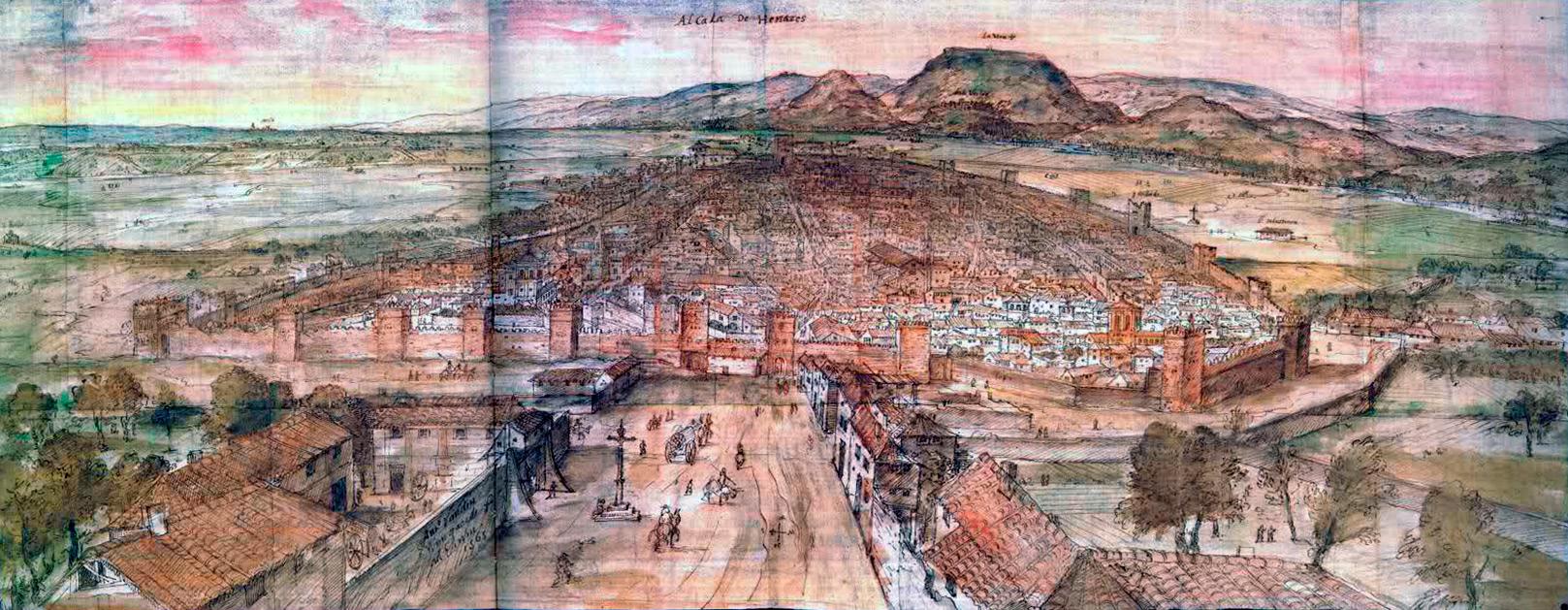 alcala de henares history
