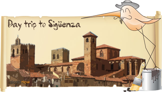 Day trip to Sigüenza