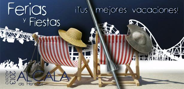 Ferias y Fiestas 2013 de Alcalá de Henares