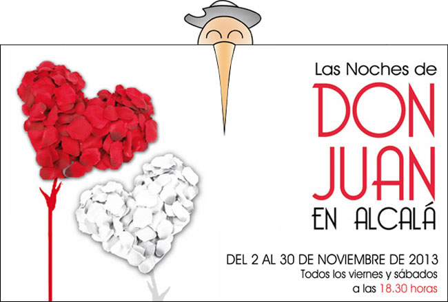 The nights of Don Juan in Alcalá – 2013