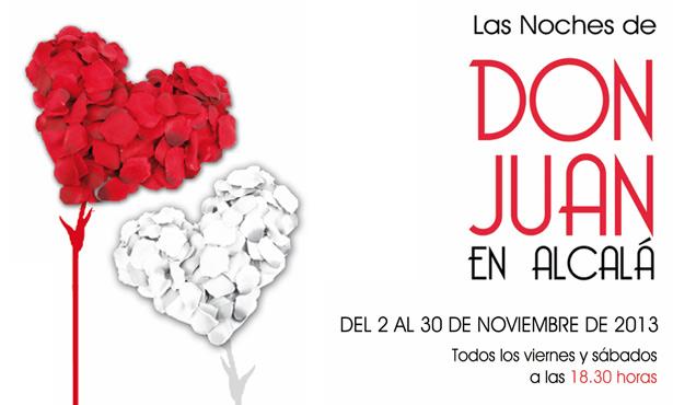 Las noches de Don Juan en Alcalá – 2013