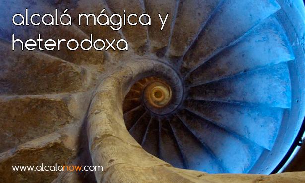 Alcalá mágica y heterodoxa