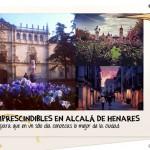 ¿ Qué ver en Alcalá de Henares? Visita Alcalá en un día sin perderte nada
