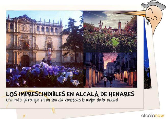 Qué ver en Alcalá