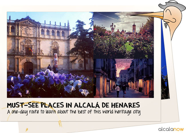What to see in Alcala de Henares? Visit Alcala in one day