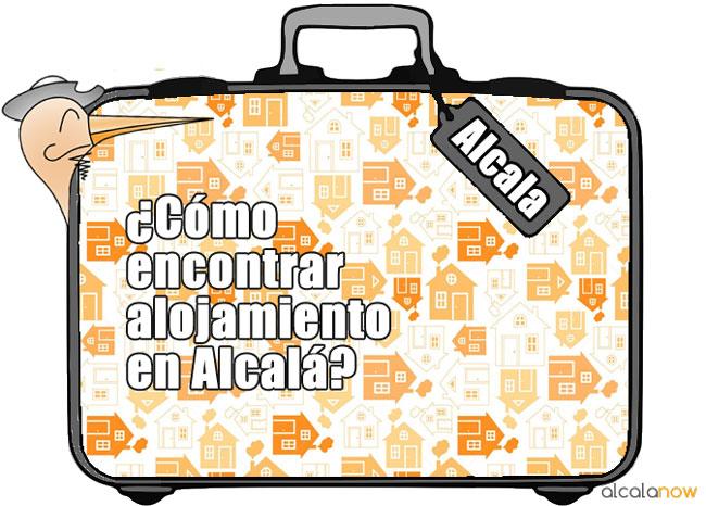 Alojamiento para estudiantes en Alcalá de Henares