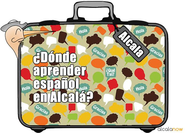 Aprender español en Alcala
