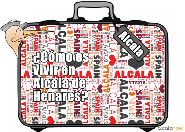 ¿Cómo es vivir en Alcalá de Henares?